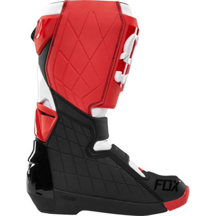 COMP R BOOT [RD/BLK/WHT]             MX19