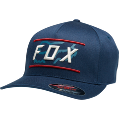 DETERMINED FLEXFIT HAT [NVY]   LFS FA18 SE