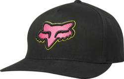 EPICYCLE FLEXFIT HAT [BLK/PNK] SP19 IDOL A1