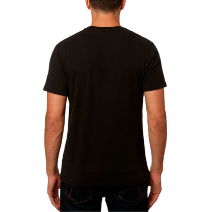 MIDWAY SS AIRLINE TEE [BLK]            SP19 LFS