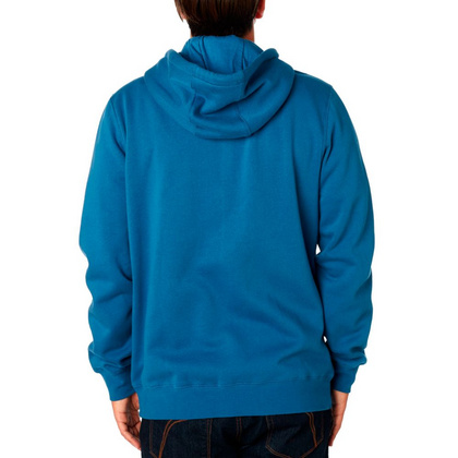 LEGACY FOXHEAD ZIP FLEECE [DST BLU]