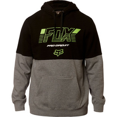 FOX PRO CIRCUIT PO FLEECE [BLK/GRAPH] L SP19 LFS