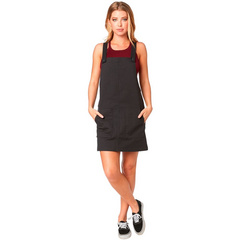 BRANT DRESS [BLK VIN]              SP19 LFS