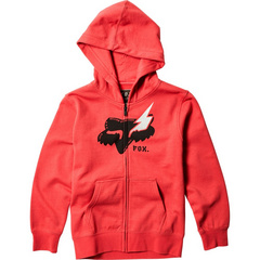 YOUTH HELLION ZIP FLEECE [RIO RD]    SP19 LFS