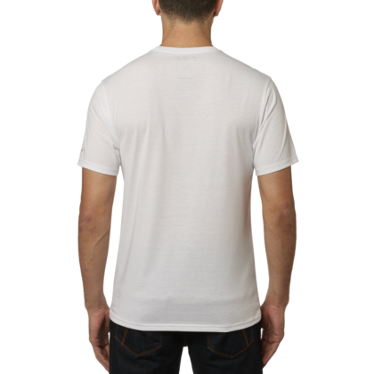 HERITAGE FORGER SS TECH TEE [WHT]    SP19 LFS