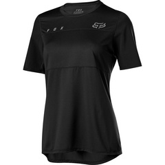 WOMENS FLEXAIR SS JERSEY [BLK]         SP19 MTB