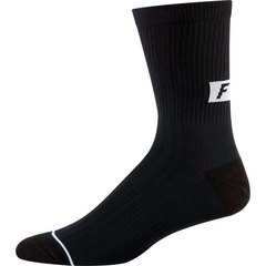 "8"" TRAIL SOCK [BLK]                SP19 MTB"