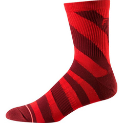 "6"" TRAIL SOCK [CRDNL]              SP19 MTB"
