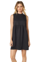 LAZY DAZE DRESS [BLK VIN]              SP18