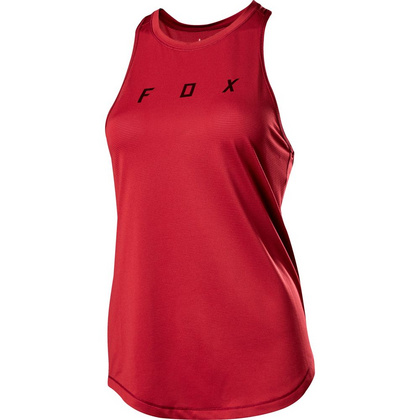 WOMENS FLEXAIR TANK [CRDNL]            SP19 MTB
