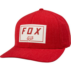 TRACE FLEXFIT HAT [CRDNL] L/XL          SP19 LFS