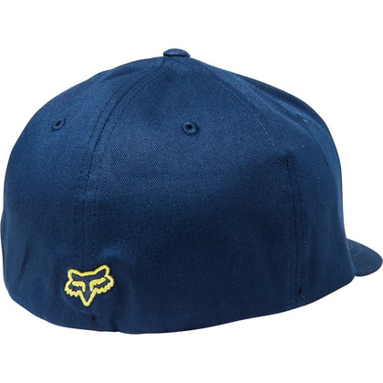 FLEX 45 FLEXFIT HAT [NVY/YLW]      SP19 LFS