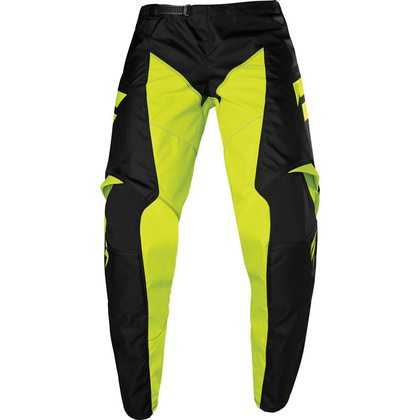 WHIT3 LABEL RACE PANT [FLO YLW] 36      MX20 SHIFT