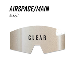 AIRSPACE/MAIN MX20 INJ LENS-NM [CLR] OS MX20