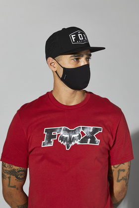 FOX OBRAZNA MASKA FOX (BLK)