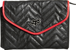 GIRLS FEATURE CLUTCH BLACK NS