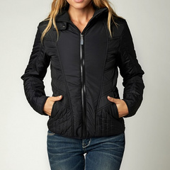 GIRLS SONAR JACKET BLK