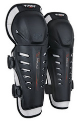 YTH TITAN RACE KNEE/SHIN GUARDS